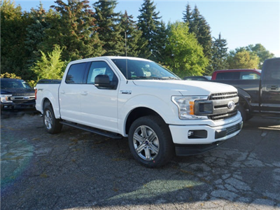 2018 F-150 Crew Cab 4x4 Pickup #IXX0213 - photo 4