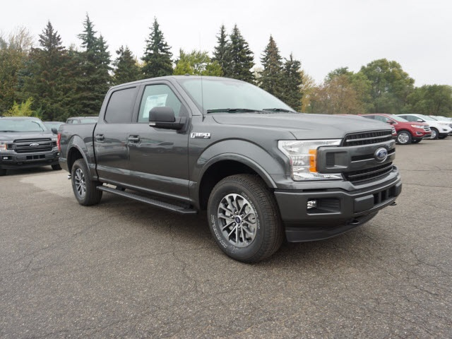 2018 F-150 Crew Cab 4x4 Pickup #IXX0361 - photo 4