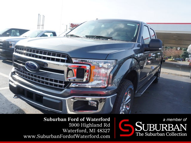 2018 F-150 Crew Cab 4x4 Pickup #IXX0373 - photo 1