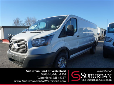 2018 Transit 250 Low Roof 4x2,  Empty Cargo Van #IXX0462 - photo 1
