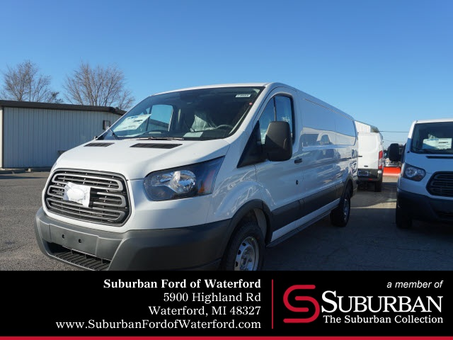 2018 Transit 250 Low Roof 4x2,  Empty Cargo Van #IXX0553 - photo 1
