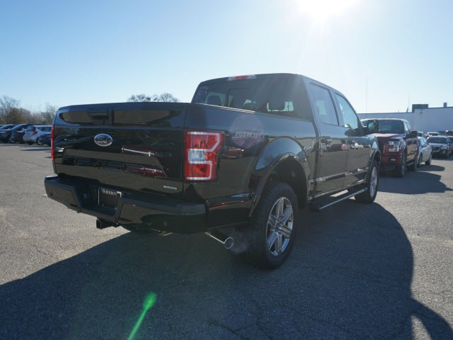 2018 F-150 Crew Cab 4x4 Pickup #IXX0606 - photo 6