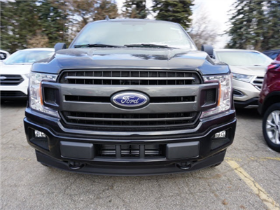 2018 F-150 Crew Cab 4x4 Pickup #IXX0709 - photo 3