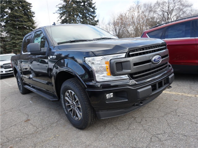 2018 F-150 Crew Cab 4x4 Pickup #IXX0709 - photo 4