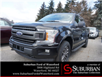 2018 F-150 Crew Cab 4x4 Pickup #IXX0709 - photo 1