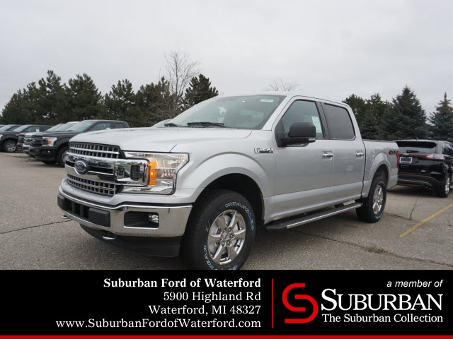 2018 F-150 Crew Cab 4x4, Pickup #IXX0907 - photo 1