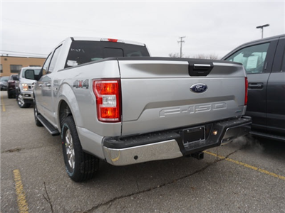 2018 F-150 Crew Cab 4x4, Pickup #IXX0907 - photo 2