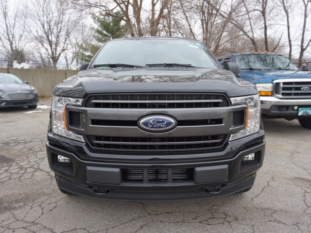 2018 F-150 Crew Cab 4x4 Pickup #IXX0952 - photo 3