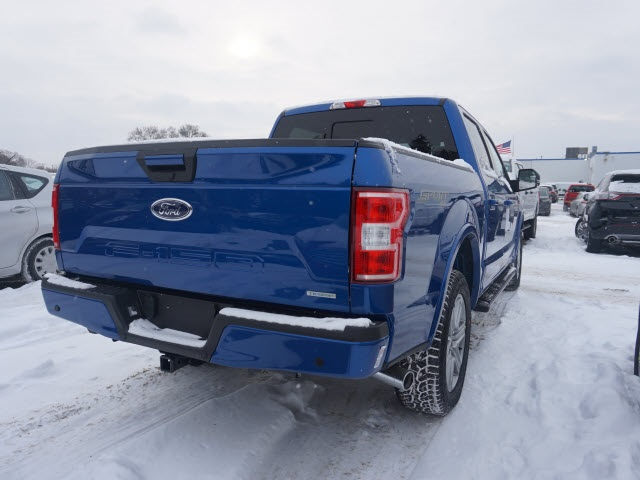 2018 F-150 Crew Cab 4x4 Pickup #IXX1041 - photo 6
