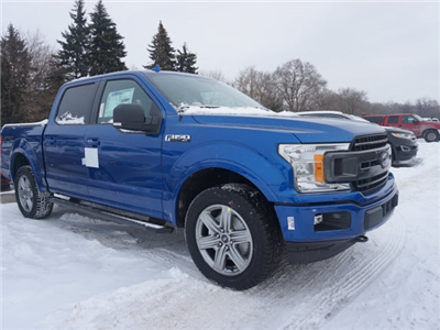 2018 F-150 Crew Cab 4x4 Pickup #IXX1041 - photo 4