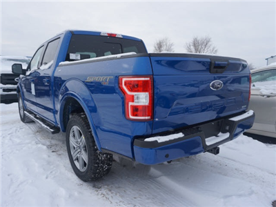 2018 F-150 Crew Cab 4x4 Pickup #IXX1041 - photo 2