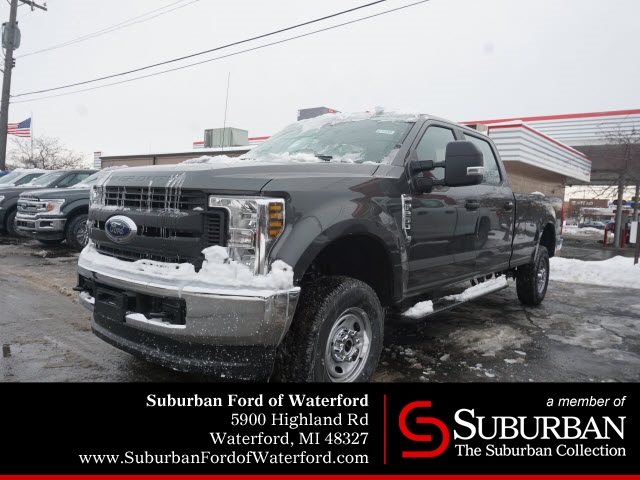 2018 F-250 Crew Cab 4x4, Pickup #IXX1234 - photo 1