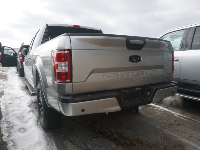 2018 F-150 Crew Cab 4x4, Pickup #IXX1370 - photo 2
