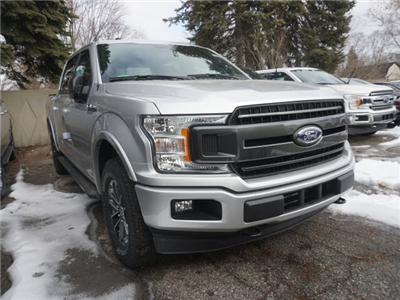 2018 F-150 Crew Cab 4x4, Pickup #IXX1370 - photo 4