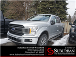 2018 F-150 Crew Cab 4x4, Pickup #IXX1370 - photo 1