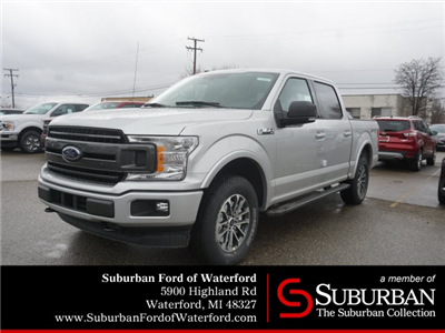 2018 F-150 Crew Cab 4x4, Pickup #IXX1523 - photo 1