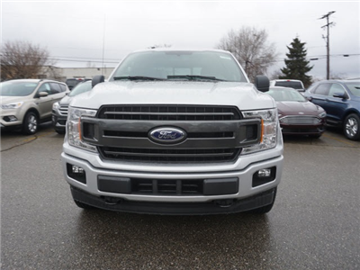 2018 F-150 Crew Cab 4x4, Pickup #IXX1523 - photo 3