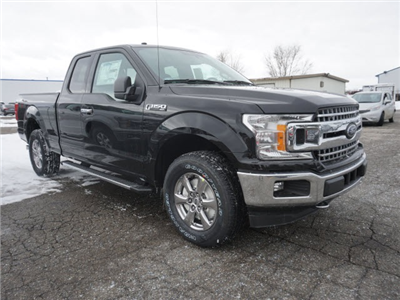 2018 F-150 Super Cab 4x4, Pickup #IXX1769 - photo 4