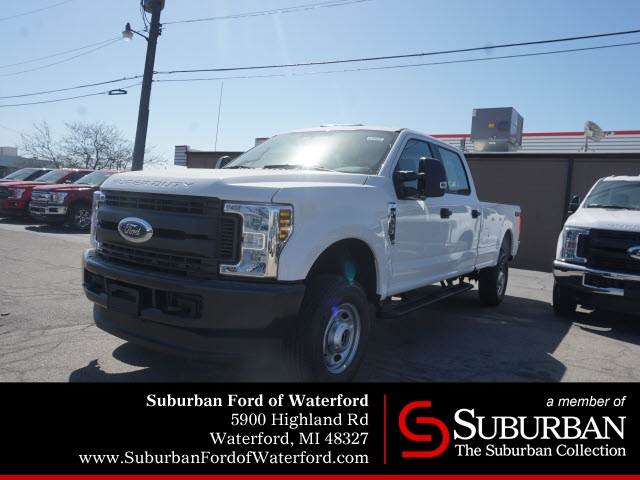 2018 F-250 Crew Cab 4x4, Pickup #IXX2085 - photo 1