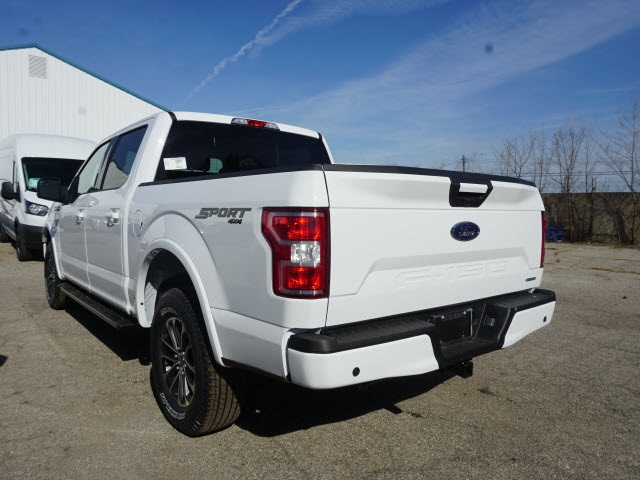 2018 F-150 SuperCrew Cab 4x4, Pickup #IXX2184 - photo 2