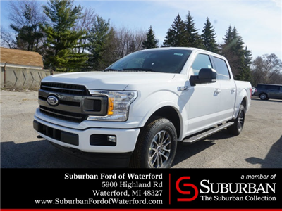 2018 F-150 SuperCrew Cab 4x4, Pickup #IXX2184 - photo 1