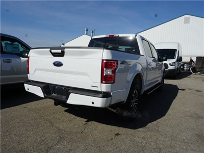 2018 F-150 SuperCrew Cab 4x4, Pickup #IXX2184 - photo 6