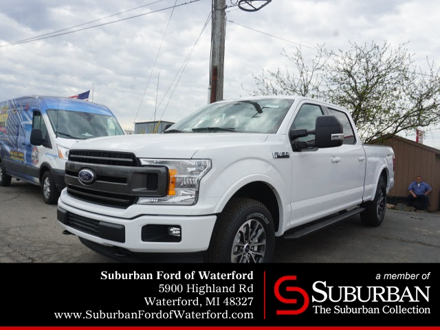 2018 F-150 SuperCrew Cab 4x4, Pickup #IXX2316 - photo 1