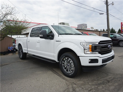 2018 F-150 SuperCrew Cab 4x4, Pickup #IXX2316 - photo 4