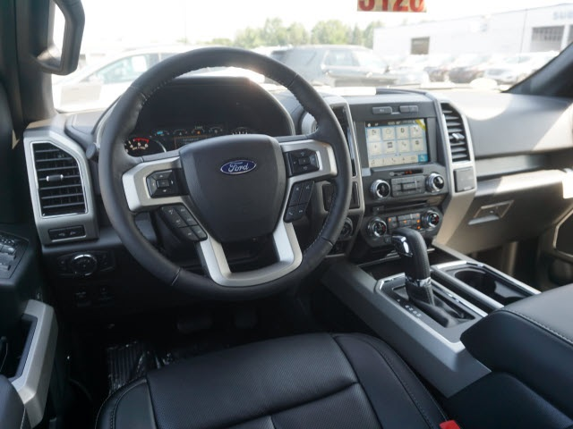 2018 F-150 SuperCrew Cab 4x4,  Pickup #IXX2636 - photo 10