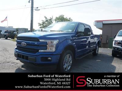 2018 F-150 SuperCrew Cab 4x4,  Pickup #IXX2636 - photo 1
