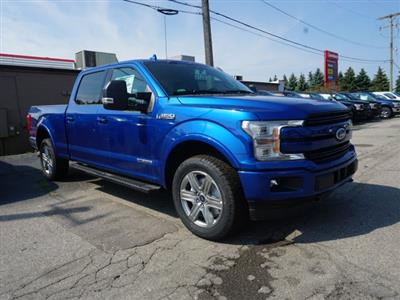 2018 F-150 SuperCrew Cab 4x4,  Pickup #IXX2636 - photo 4