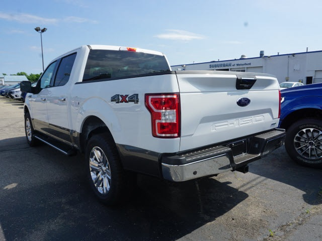 2018 F-150 SuperCrew Cab 4x4,  Pickup #IXX2851 - photo 2
