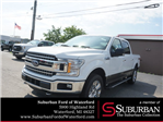 2018 F-150 SuperCrew Cab 4x4,  Pickup #IXX2851 - photo 1