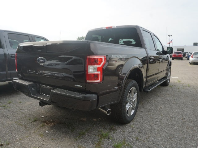 2018 F-150 SuperCrew Cab 4x4,  Pickup #IXX3189 - photo 6