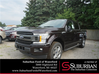 2018 F-150 SuperCrew Cab 4x4,  Pickup #IXX3189 - photo 1