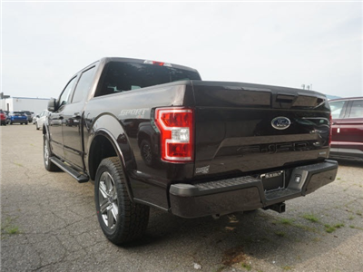 2018 F-150 SuperCrew Cab 4x4,  Pickup #IXX3189 - photo 2