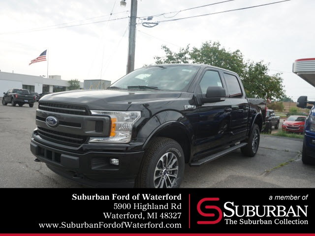 2018 F-150 SuperCrew Cab 4x4,  Pickup #IXX3226 - photo 1