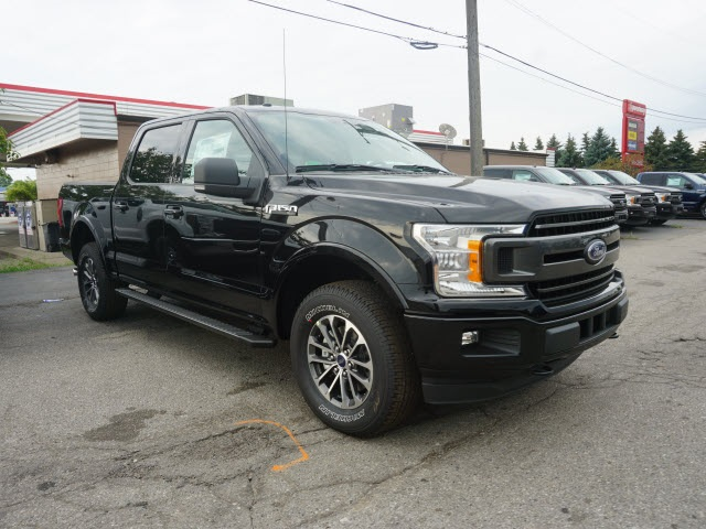 2018 F-150 SuperCrew Cab 4x4,  Pickup #IXX3226 - photo 4