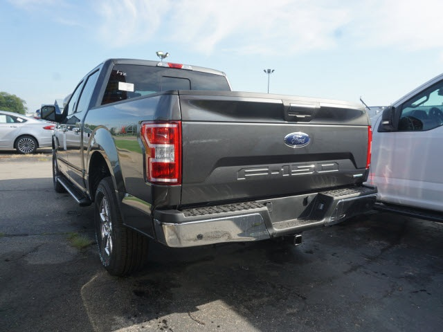 2018 F-150 SuperCrew Cab 4x4,  Pickup #IXX3535 - photo 2