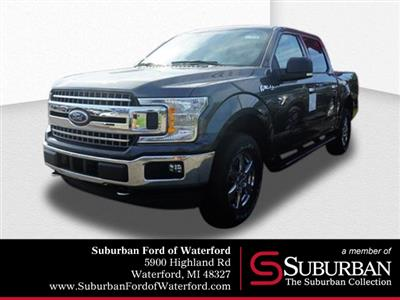 2018 F-150 SuperCrew Cab 4x4,  Pickup #IXX3535 - photo 1