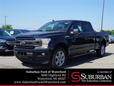 2018 F-150 SuperCrew Cab 4x4,  Pickup #IXX3573 - photo 1