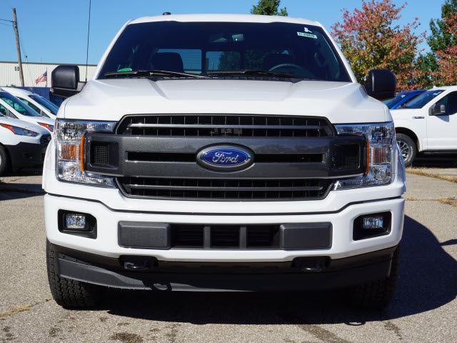 2018 F-150 SuperCrew Cab 4x4,  Pickup #IXX3969 - photo 3