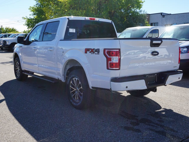 2018 F-150 SuperCrew Cab 4x4,  Pickup #IXX3969 - photo 2