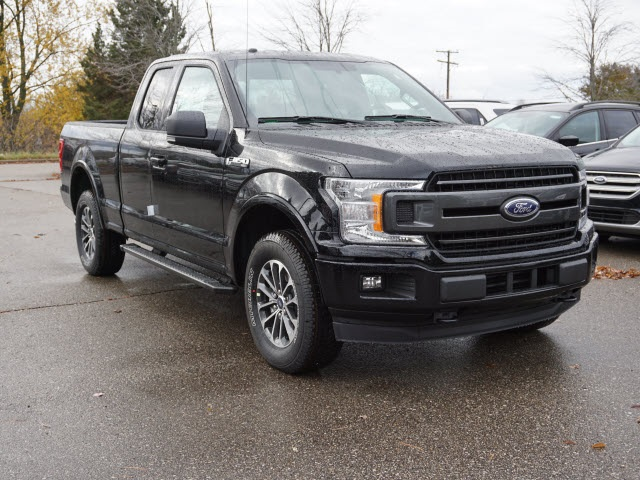 2018 F-150 Super Cab 4x4,  Pickup #IXX4017 - photo 4