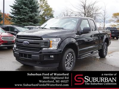 2018 F-150 Super Cab 4x4,  Pickup #IXX4017 - photo 1