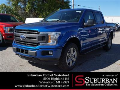 2018 F-150 SuperCrew Cab 4x4,  Pickup #IXX4033 - photo 1