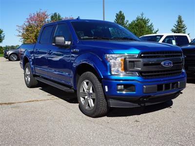 2018 F-150 SuperCrew Cab 4x4,  Pickup #IXX4033 - photo 4