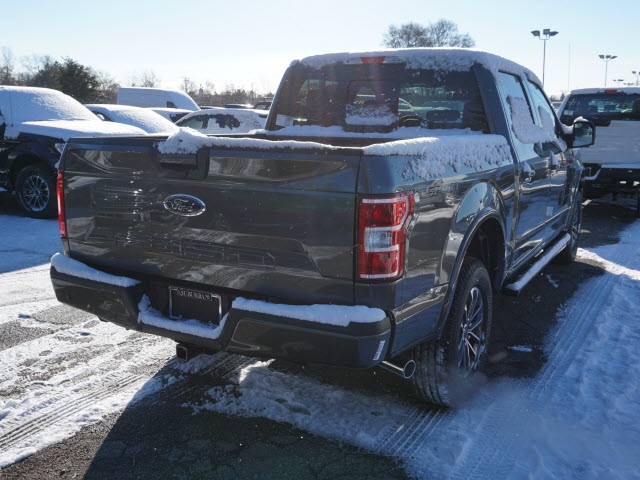 2018 F-150 SuperCrew Cab 4x4,  Pickup #IXX4102 - photo 6