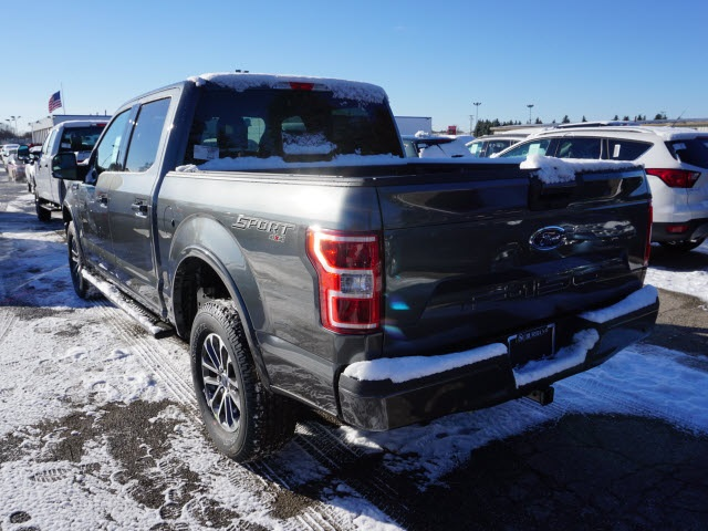 2018 F-150 SuperCrew Cab 4x4,  Pickup #IXX4102 - photo 2