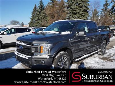 2018 F-150 SuperCrew Cab 4x4,  Pickup #IXX4102 - photo 1